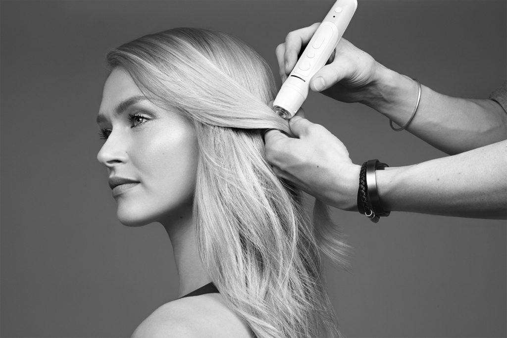 Analyse de l'état du cheveu pour des conseils adaptés