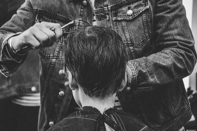 Tarifs pour les coupes enfants